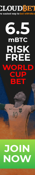 Risk Free Bet - World Cup